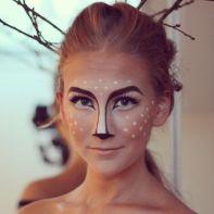 reindeer-halloween-makeup