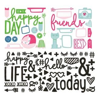 Some Kinda Wonderful paper collection #closetomyheart #ctmh #somekindawonderful #bestfriends #scrapbooking #inspiration