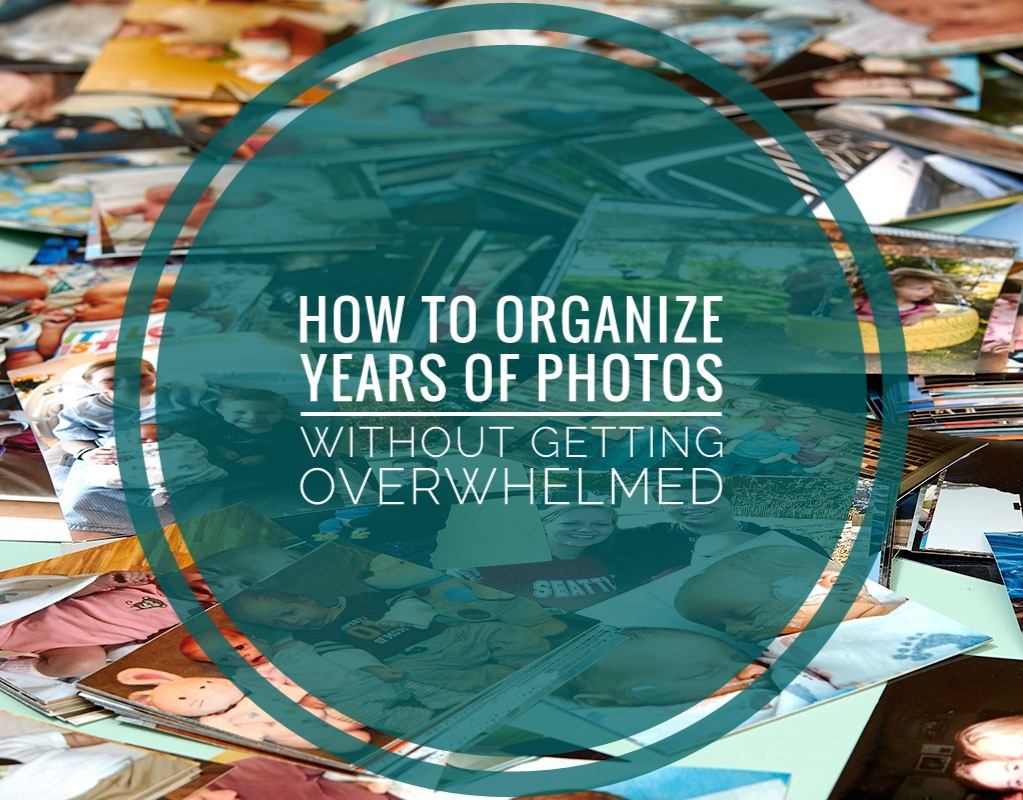 How to Organize Years of Photos Without Getting Overwhelmed