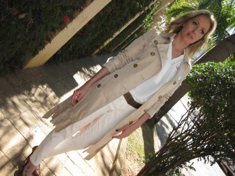 trench coat look all white blog da ana