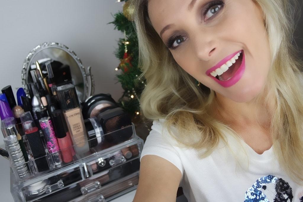 kit organizador de maquiagem blog da ana