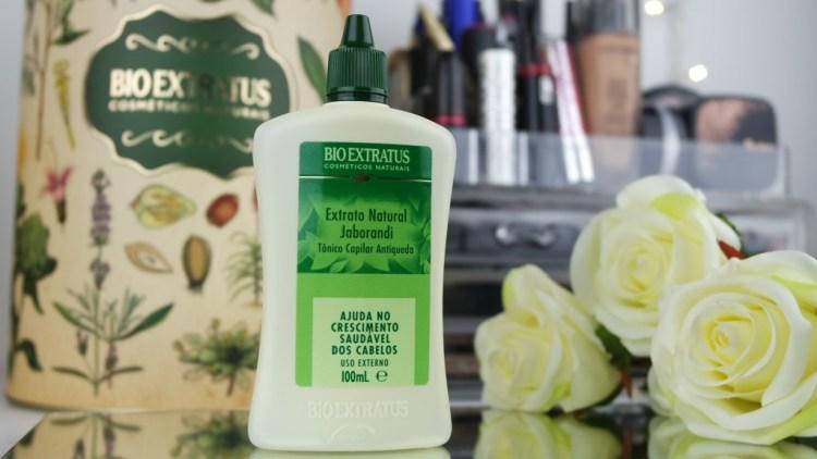 vidro verde tônico capilar antiqueda jaborandi bio extratus blog da ana