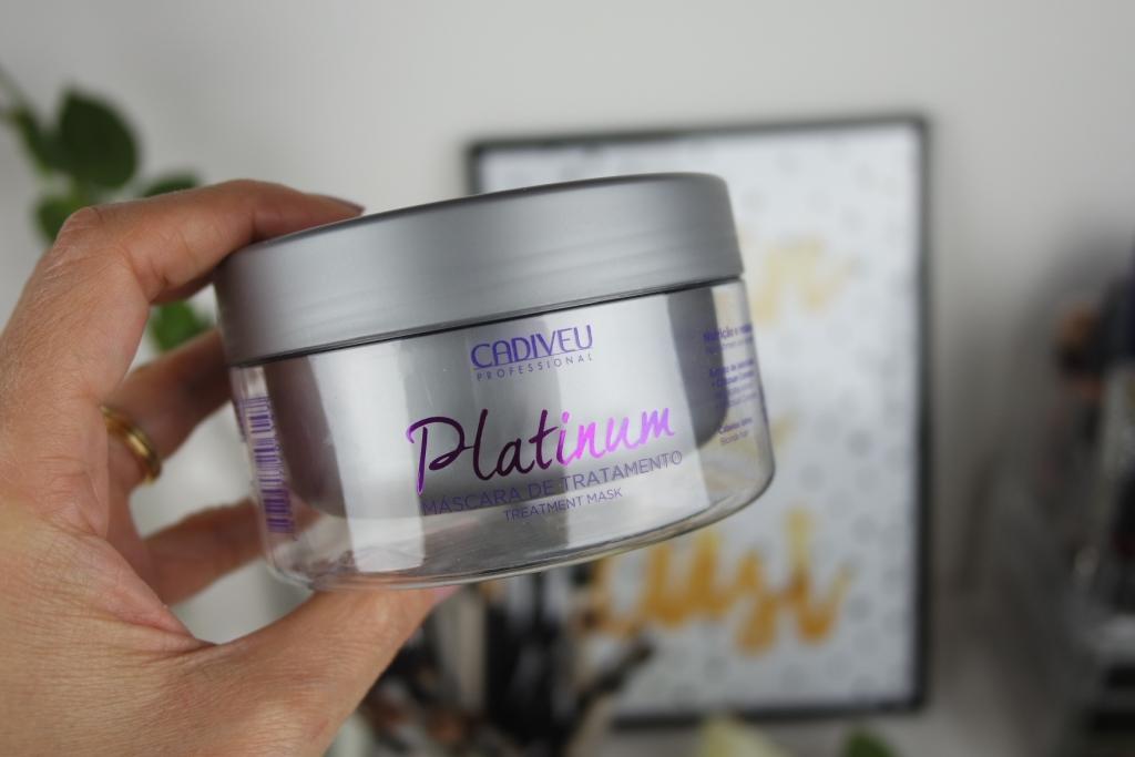 kit platinum matizador cadiveu máscara blog da ana