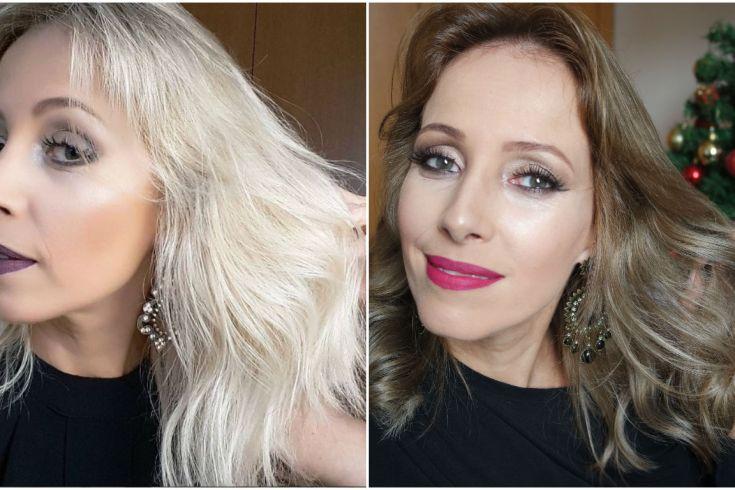 bronde hair como eu fiz blog da ana blog
