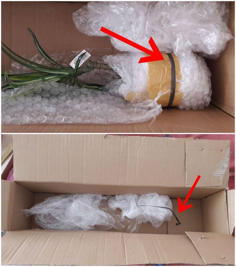 embalagem flores decoração florae blog da ana
