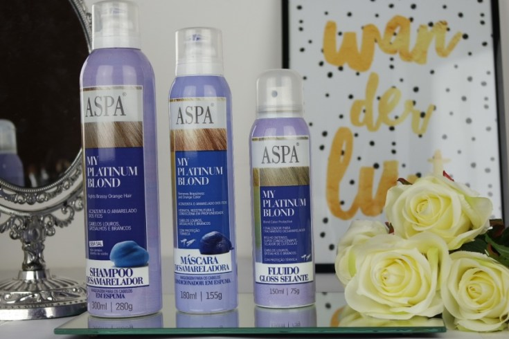 kit desemarelador aspa my platinum blond blog da ana
