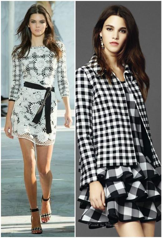 xadrez vichy mix estampa e sobreposição fashion blog da ana
