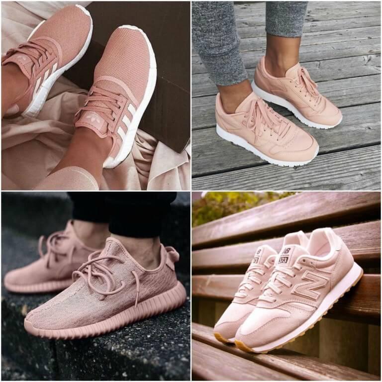 millennial pink adidas boost blog da ana