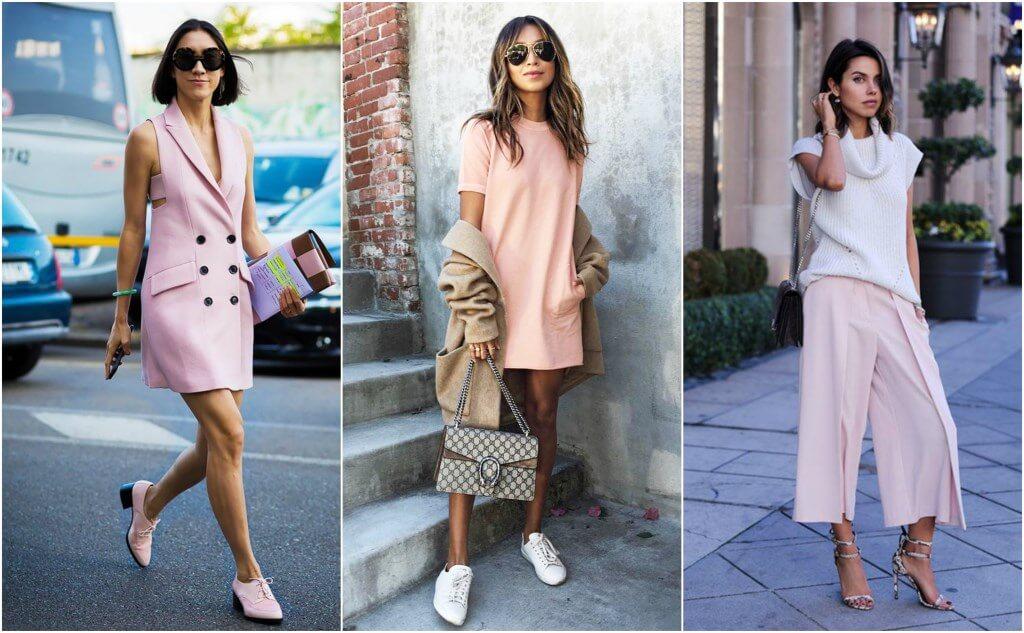 millennial pink look verão blog da ana