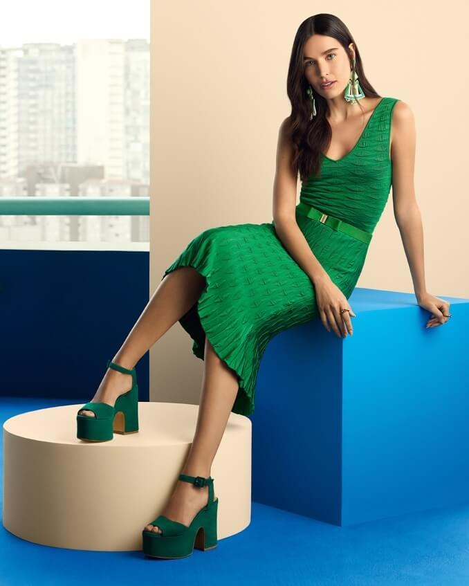 coleção cápsula gig couture cea tricô verde blog da ana