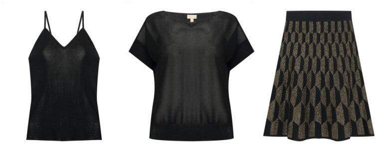 coleção cápsula gigi couture cea preto dourado blog da ana