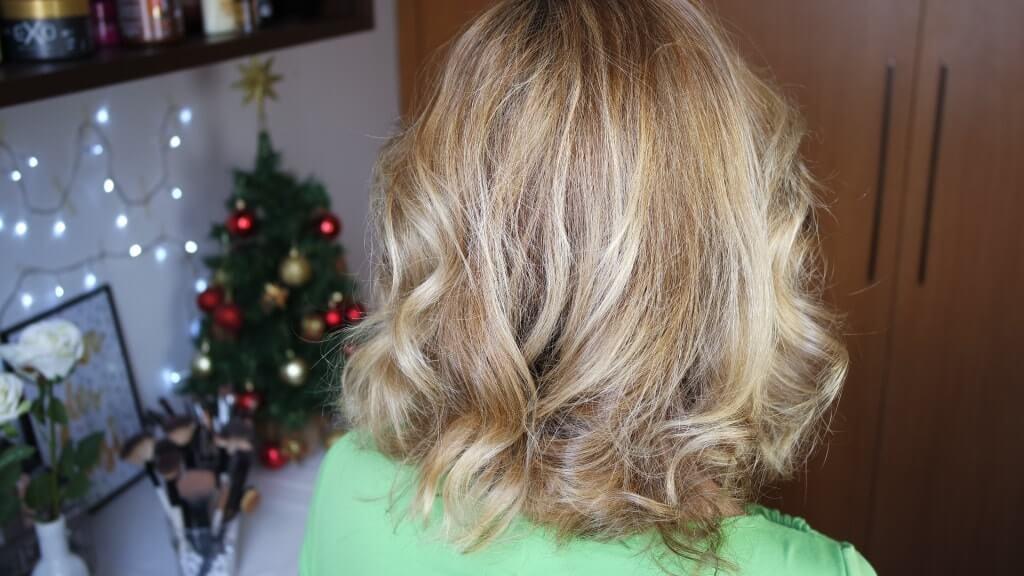 resenha pós coloração bio extratus atrás cabelo blog da ana