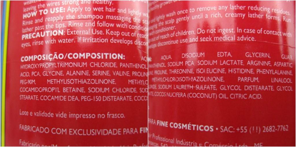 resenha kit fermento portier shampoo composição blog da ana