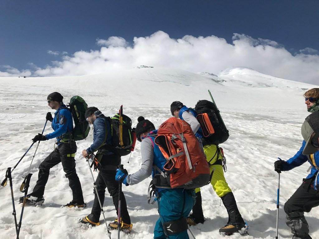 Monte Elbrus Lenz Rock