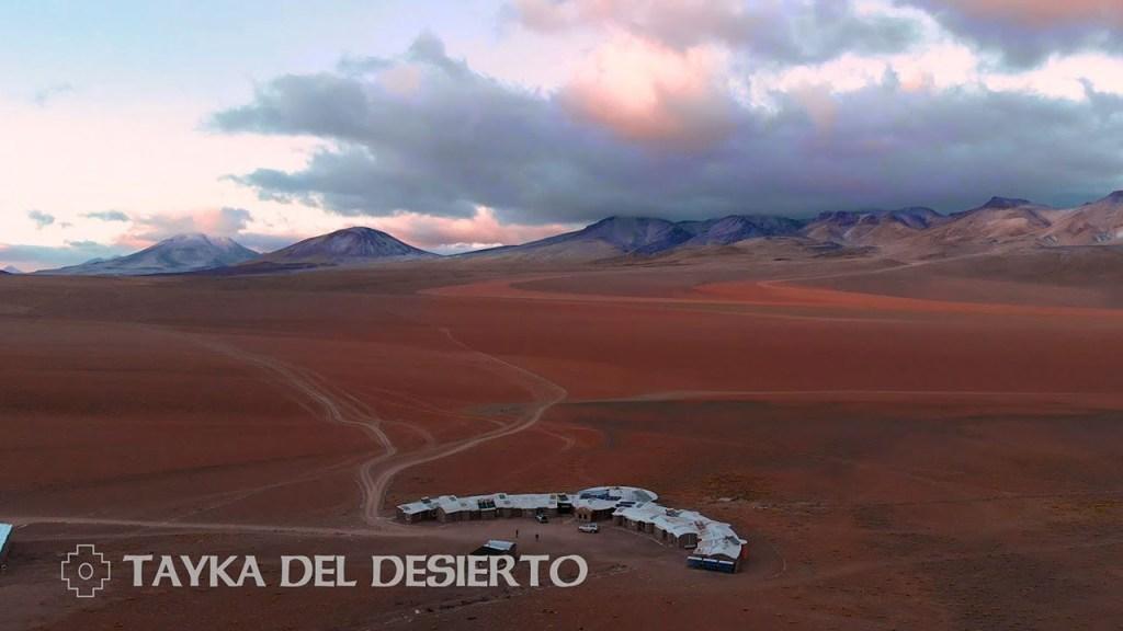 hotel Tayka del desierto