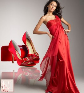 vestido-e-sapato-vermelho-para-formatura