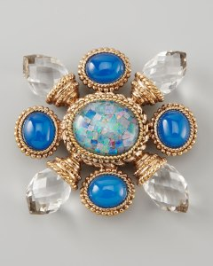 Stephen-Dweck-Multi-Stone-Brooch
