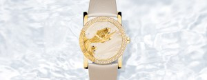 watch-lumic3a8res-deau-in-yellow-gold-set-with-diamonds-hand-crafted-enamelled-silver-base-and-engraved-yellow-gold-fishes