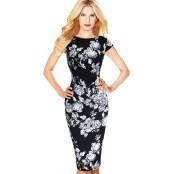 VfEmage-Womens-Elegant-Vintage-Floral-Flower-Slim-Casual-Cap-Sleeve-Wear-To-Work-Casual-Party-Pencil