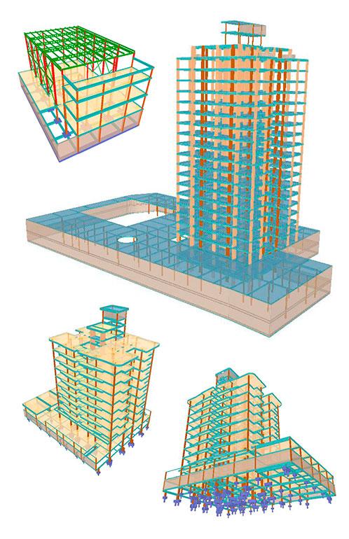 Este software é desenvolvido pela TQS Informática Ltda., que lançou a primeira versão do CAD/TQS® em 1986.