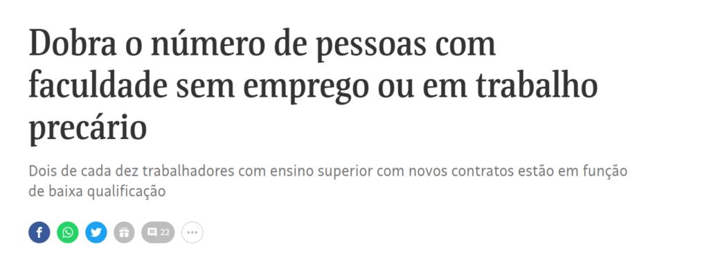 CARREIRA