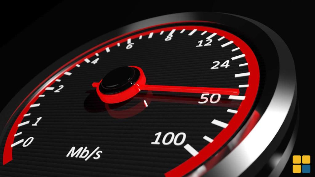 As altas velocidades do 4G