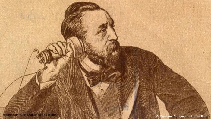 Telefone Alexander Graham Bell