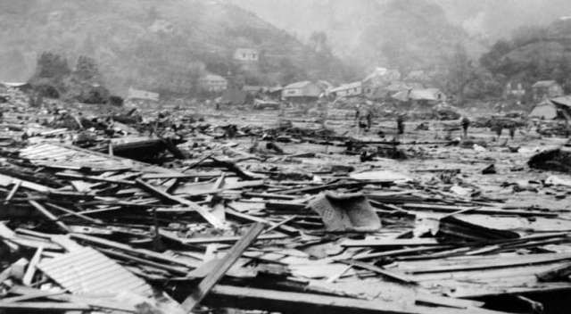 grande terremoto do Chile em 1960