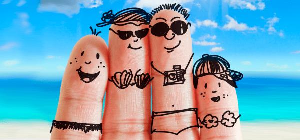 Férias escolares - como entreter as crianças?