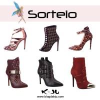 Sorteio - Schutz ou Luiza Barcelos
