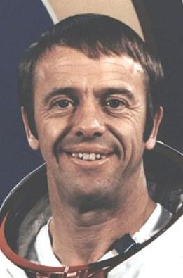 astronauta em 1961