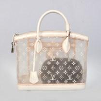 Outlets-Louis-Vuitton-Monogram-Transparent-Lockit-Handbag-M40699