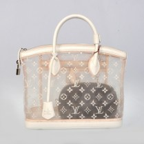 Outlets-Louis-Vuitton-Monogram-Transparent-Lockit-Handbag-M40699