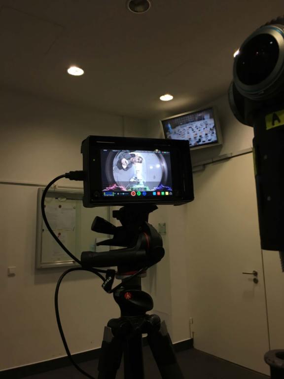 Camera Setup Z-Cam