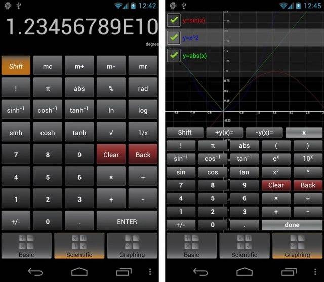 app calculadora grafica para android gratis kal calculadora cientifica herbert law