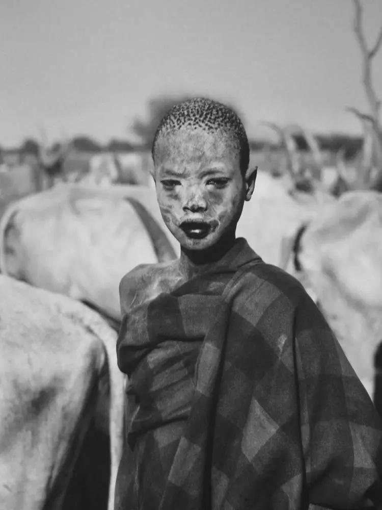 Tribo Dinka – Sudão