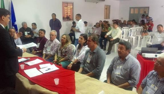 Prefeito do Mato Grande criam consórcio para implantação do aterro sanitário