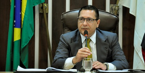 Deputado Ezequiel Ferreira