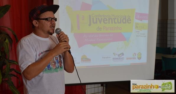 Conferência da juventude em Parazinho(foto:Parazinho na Mídia)