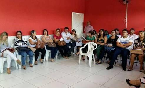 Reunião do Colegiado de intergestores da III região de saúde