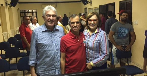 João Maia, Jorginho e Zenaide Maia