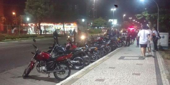 74 motocicletas e ciclomotores com irregularidades