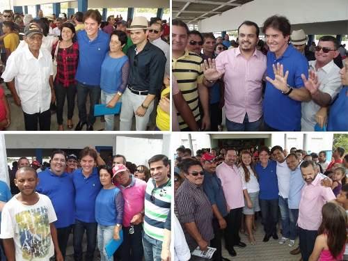 Outras imagens do 1º Encontro Regional do PSD em Bento Fernandes(Fotos: Eurípedes Dias)