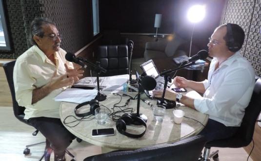 Adécio concede entrevista a rádio Cidade