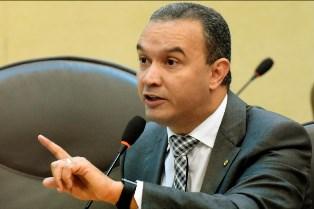 Deputado Kelps Lima (foto: João Gilberto)