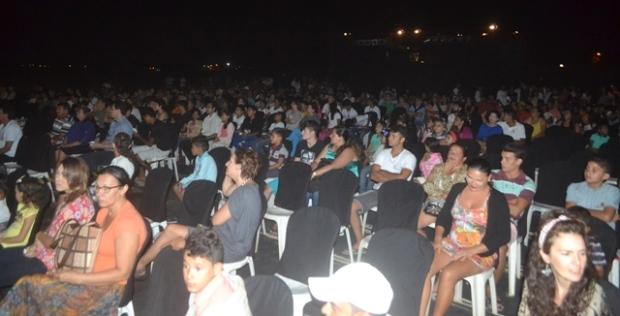 Público prestigia 3ª edição do Festival de Cinema de Gostoso