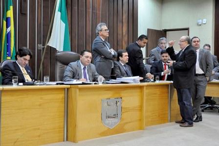 Assembleia aprova Proardi com emendas