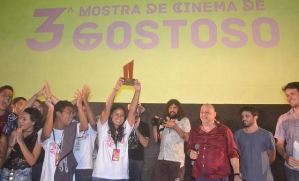 Último dia da 3ª Mostra do Festival de Cinema de São miguel do Gostoso