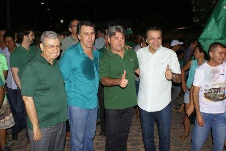 PMDB comemora vitória de Tota na eleição suplementar de Passagem