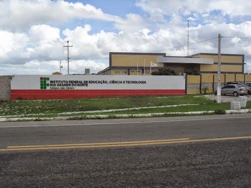 Campus do IFRN de João Câmara